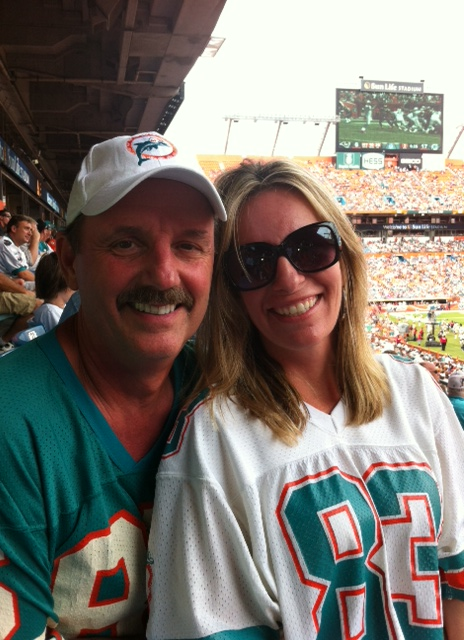 Kelly Hyman and Husband Paul